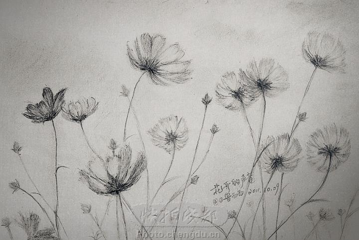 灰色墙手绘贴图