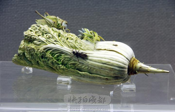 巧夺天工白菜雕    4 - h_x_y_123456 - 何晓昱的艺术博客