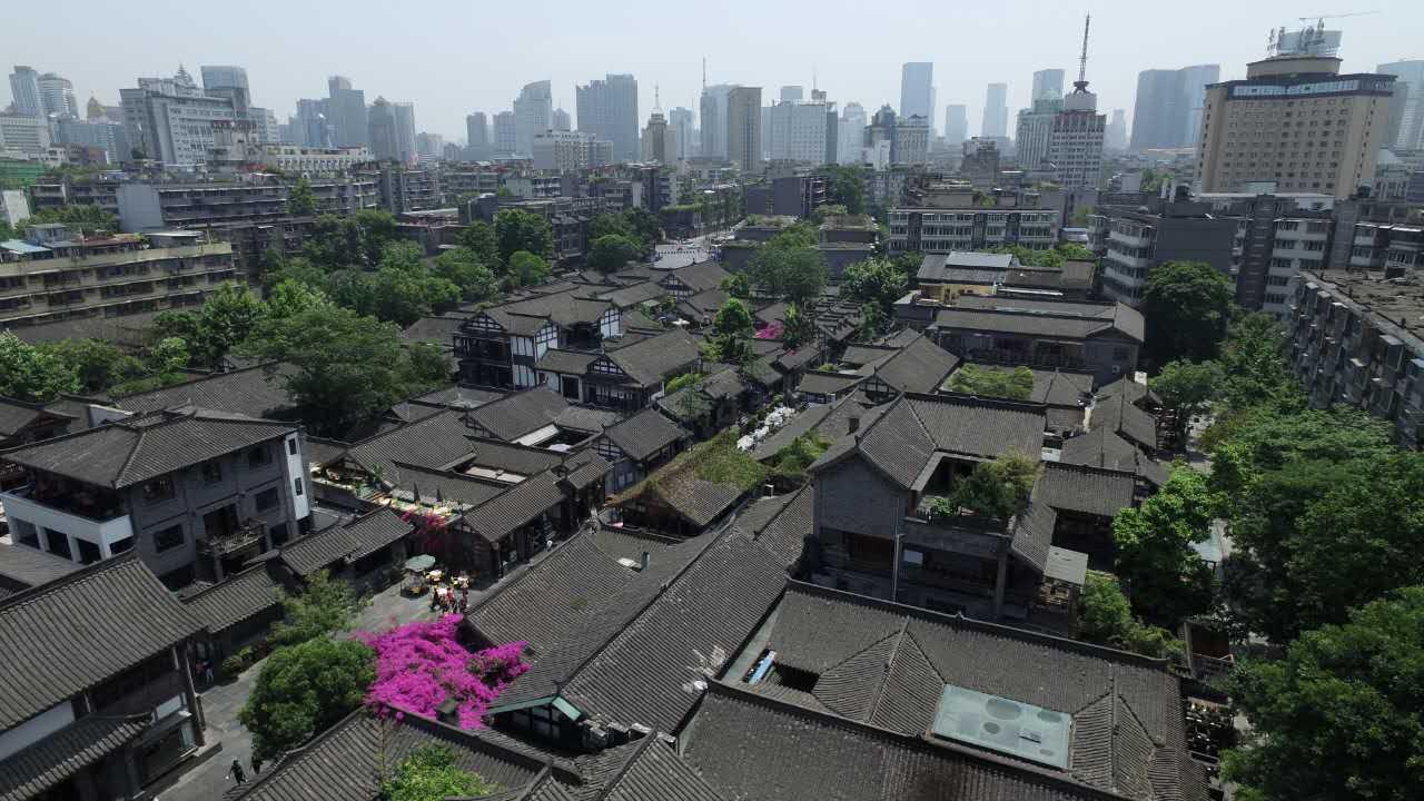 """文博青羊 演绎""""老城区""""国际范"""