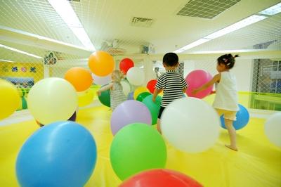 可畅耍爱乐游室内儿童乐园18次!